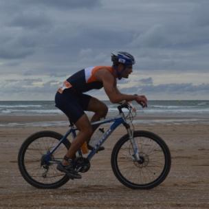 Beachchallenge fiets