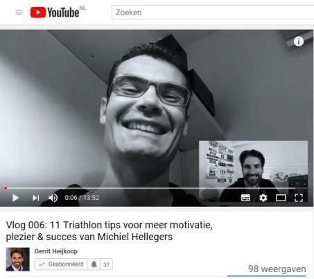 Interview Michiel