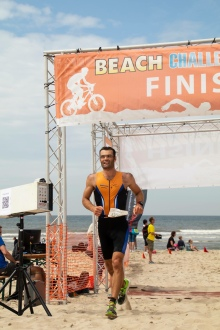 Finish Beach Challenge sportlifecrisis